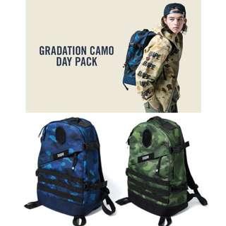 預訂 BAPE Gradation Camo Daypack 背包