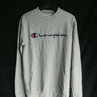 Crewneck / Sweater Champion Bigscript
