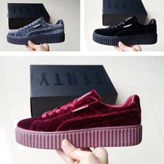[ NEW ] [PO] PROMOTION FOR MONTH OF JAN 2018 !! PUMA FENTY  SHOES ON SALES NOW !!!! See 4th photo for more details !!