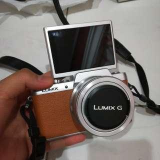 Panasonic Lumix G DMC-GF8K Brown