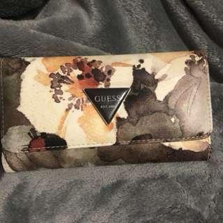 Guess Spring Print Wallet