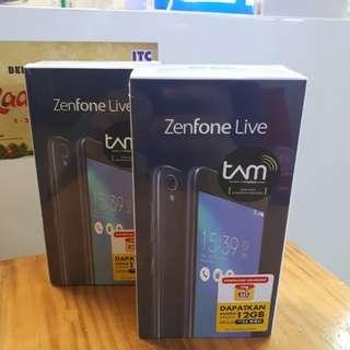 Asus Zenfone Live Bisa Cicilan Proses Cepat