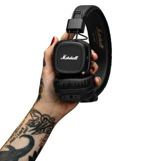 How to spot Fake Marshall Major II Bluetooth Headphones (Also applies to MID and Monitor Bluetooth)