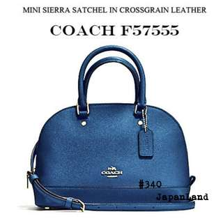 #340 Coach Shoulder Bag