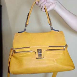 Elizabeth Lady Bag - Yellow