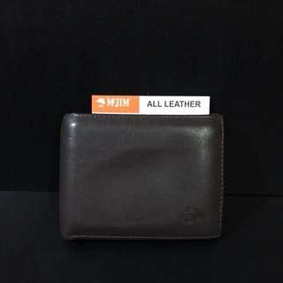McJim Genuine Leather Wallet