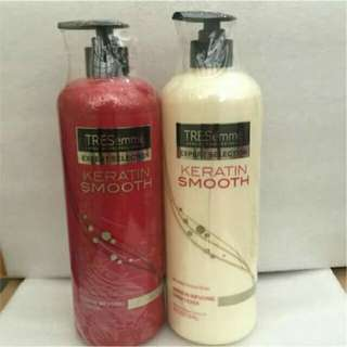 Tresemme Shampoo & Conditioner