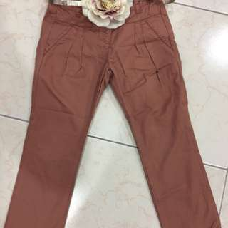 Girls Pants Age 6