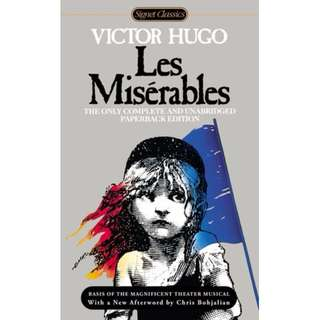 [EBOOK] Les Miserables by Victor Hugo