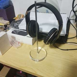 Brand New Headphone Stand clear