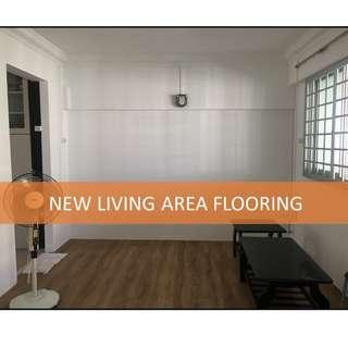 Yishun 4 Room for Rent