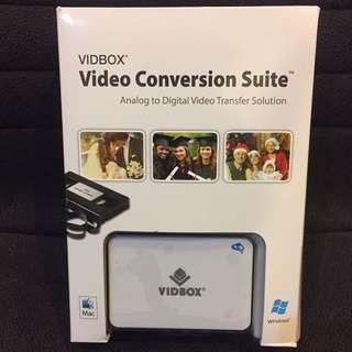 VIDBOX Video Conversion Suite