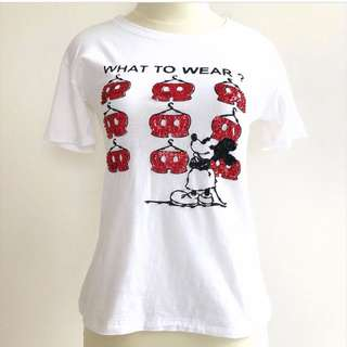 What to wear mickey