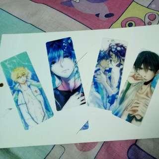 Free! Anime Card