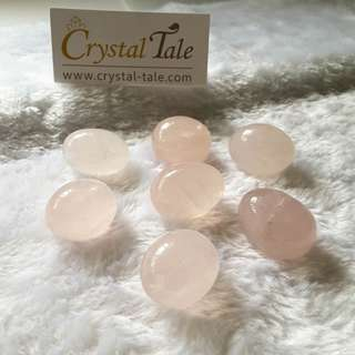Rose Quartz Tumble (T0006)