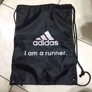 🚚 Adidas愛迪達 束口袋