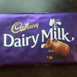 Cadbury Dairy Milk Plain