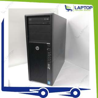 HP Z420 Workstation (Xeon/32GB/500GB) [Preowned] *MEMBER*