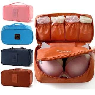 Korean Underwear Pouch Bag Travelling