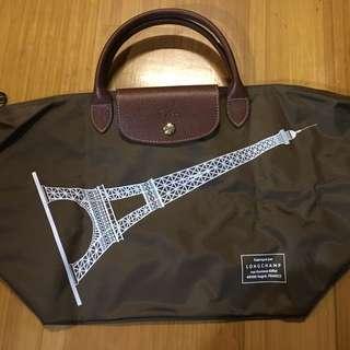100% new Longchamp bag