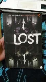 Novel Horror LOST