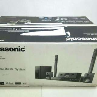 Panasonic DVD Home Theatre System