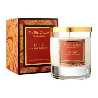 To Be Calm Candle - Lychee & Berry