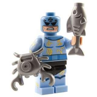 Lego Zodiac 71017 Batman Movie Series 1 Minifigures