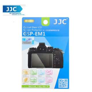 JJC GSP-EM1 Tempered Optical Glass Camera Screen Protector For Olympus OM-D E-M1 E-M10 E-P5