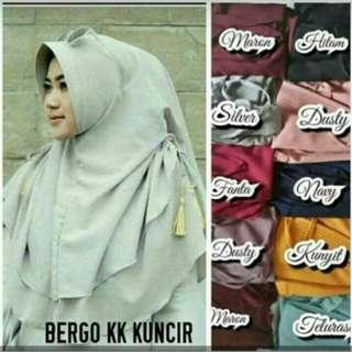 Bergo KK Kuncir