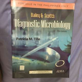 BAILEY AND SCOTT'S DIAGNOSTIC MICROBIOLOGY