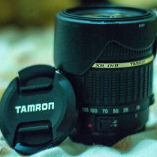 Tamron 18-200mm lens for Canon EF-S
