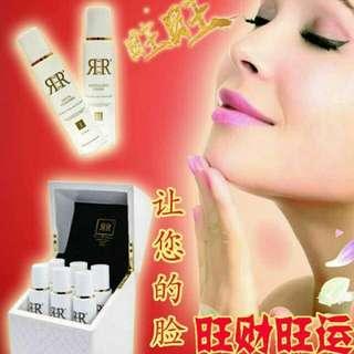 R3R free gift set  cleanser $73 / toner S$84 (Swiss Apple Stem Cells)