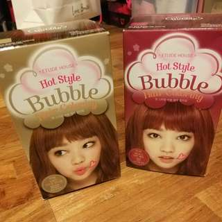 Etude House Hot Style Bubble Hair Coloring Colouring