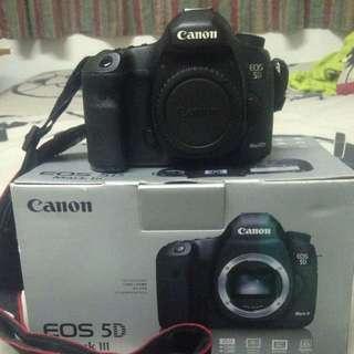 Canon 5D Mark III Body (SC 70k+)