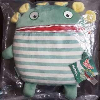 🚚 超Q怪物包包😉