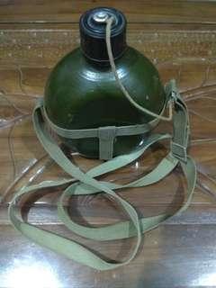 Botol air vintage