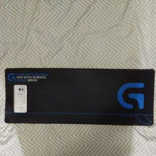 Logitech gaming mouse pad 800x400 mm