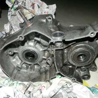Rxz bosh left side enjine cover
