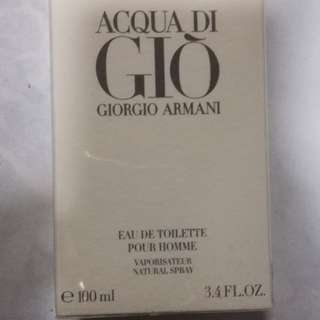 Armani Acqua Di Gio 100mL