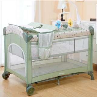 Baby Bed, baby cot , playpen😘