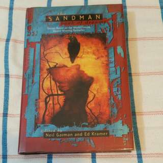 (Hard bound) Sandman: The Book of Dreams