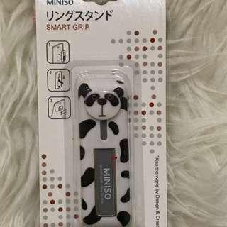 Miniso smart grip panda