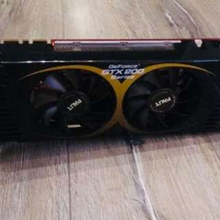 PALIT GeForce GTX 260 Sonic Core Nvidia 896MB GDDR3