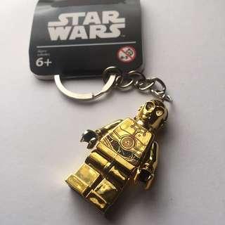 Star Wars C3PO Keychain