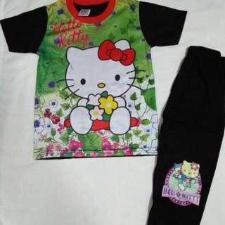 Baju Kanak Kanak (HELLO KITTY)