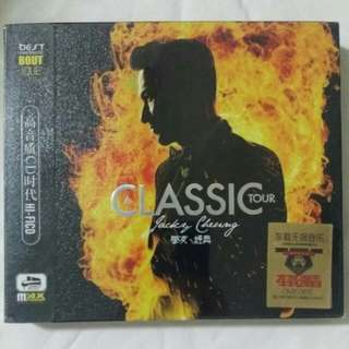 [Music Empire] 张学友 - 《A Classic Tour》新歌 + 精选 || Jacky Cheung Greatest Hits Audiophile CD Album