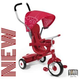 🆕 RADIO FLYER 4-IN-1 TRIKE
