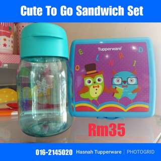 Sandwich Keeper Set