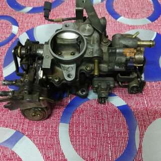 Carburtor kancil 850 manual. Condition ok.